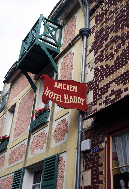 hotel baudy
